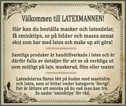 Latexmannen